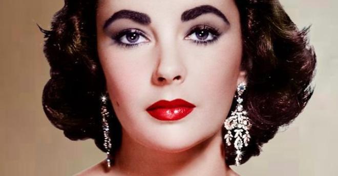 Невероятная красота Элизабет Тейлор последствие редкой генетической мутации