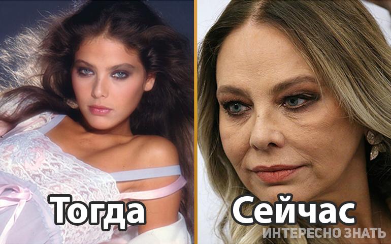 Как изменились актрисы, которые сводили с ума миллионы мужчин