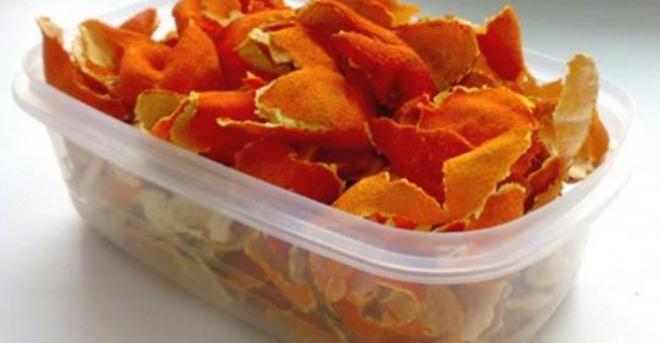 В кожуре мандарина — огромная сила! 7 рецептов, которые спасают.