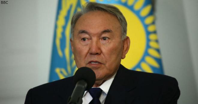 Президент Казахстана Назарбаев ушел в отставку. Сам! Без митингов!