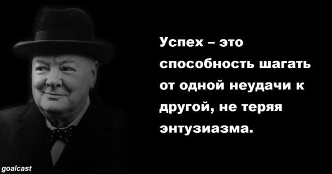 20+ лучших цитат Уинстона Черчилля, которые научат вас никогда не сдаваться