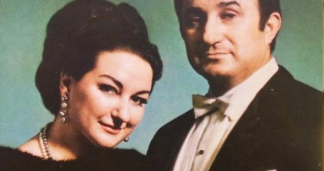 Романтическая история отношений Монсеррат Кабалье и Бернабе Марти: 54 года любви несмотря ни на что