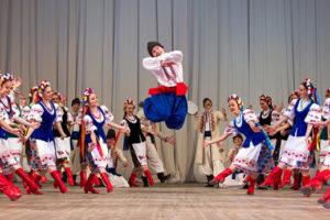 Удивительная хореография танца! «Гопак». Балет Игоря Моисеева