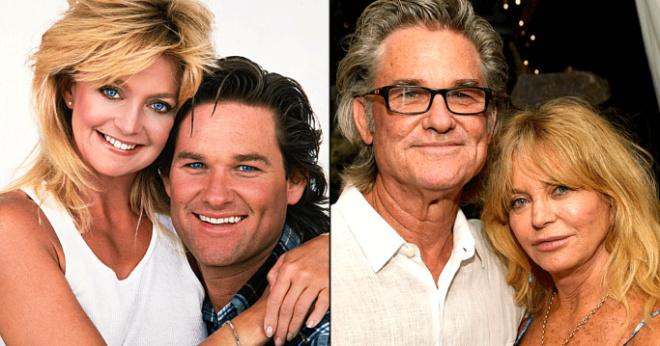Самая счастливая пара Голливуда. Сегодняшняя жизнь Курта Рассела и Голди Хоун