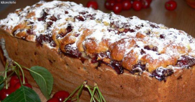 Вишневый пирог: рецепт, из-за которого соседские дети теперь всегда у нас