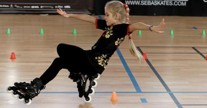 Ей всего 11, а она уже рекордсменка Европы