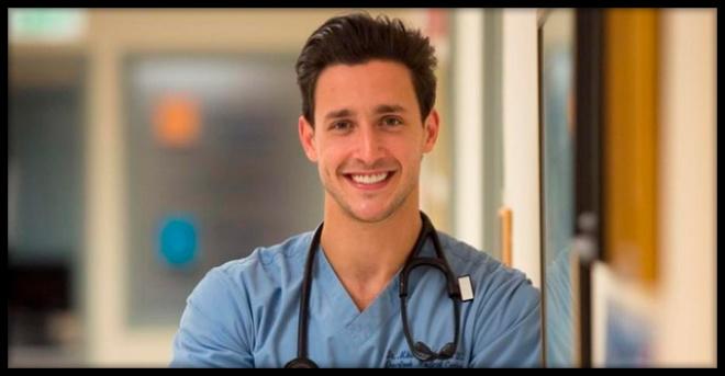 «Глаза глубже океана»: самый красивый врач США оказался русским!