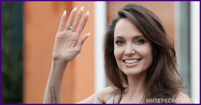 Анджелина Джоли поразила своим необычным и сияющим образом, вызвав восхищение