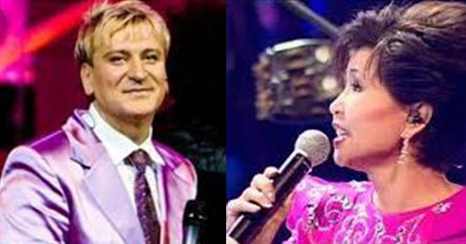Самый неповторимый дуэт: Сергей Пенкин и Роза Рымбаева — «Любовь настала»