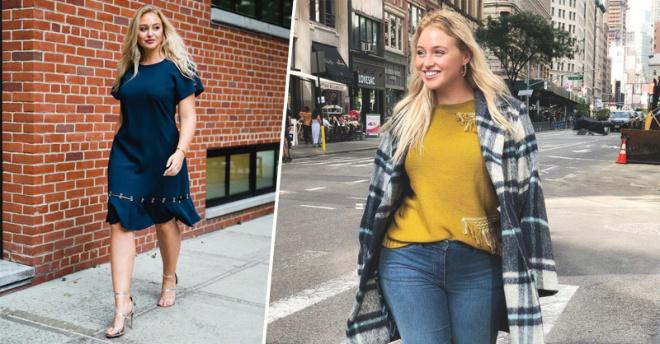Модель 50-го размера снова вдохновляет женщин, показав, что в любом размере можно быть стильной