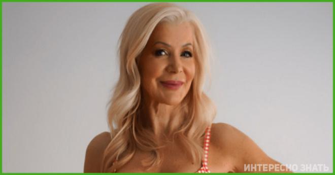 Она не всегда была такой: 63-летняя бабушка рассказала о секретах привлекательности