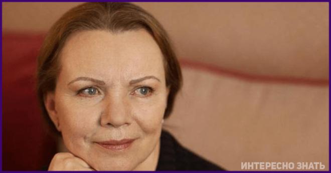Валентина Теличкина. Мимолетная красота и очарование, которых не вернуть