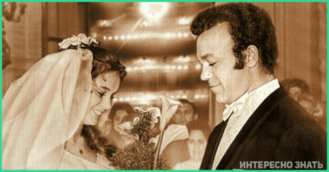 Редкие свадебные фотографии отечественных знаменитостей, которые вы, скорее всего, никогда не видели