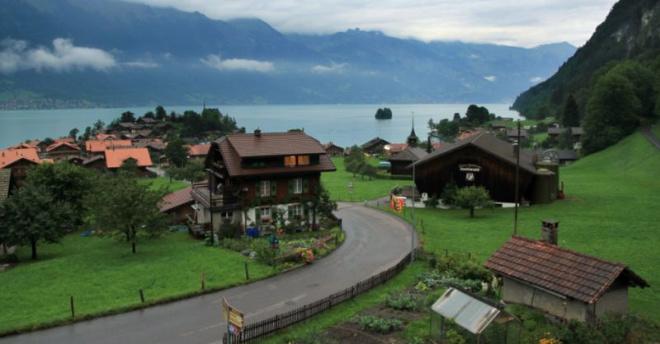 Деревня высоко в горах, за переезд в которую платят $70 000