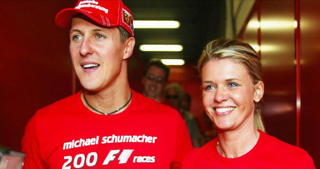 Грандиозные перемены во внешности и личной жизни жены Шумахера, посвятившей всю себя автогонщику