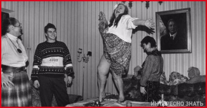 10 редких застольных фото советских знаменитостей, которые вы не видели ранее