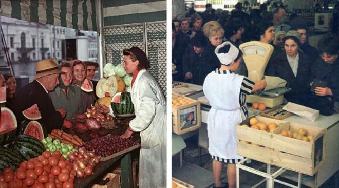 По следам детства: какими были советские магазины — фотоподборка