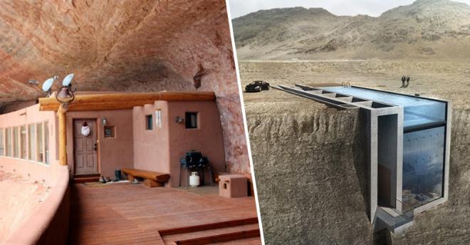 11 очень странных домов, которые их хозяева постарались скрыть от посторонних