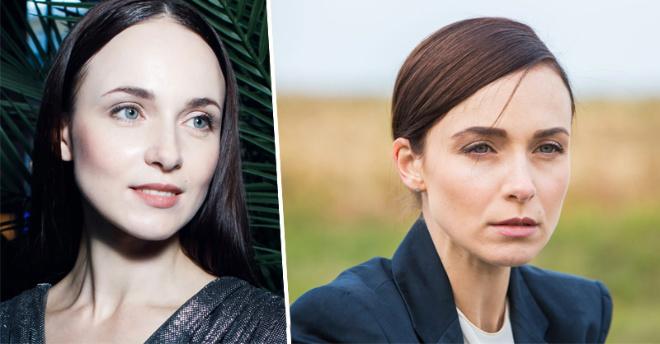 Анна Снаткина продемонстрировала всем свою красавицу дочь, приняв участие в показе мод