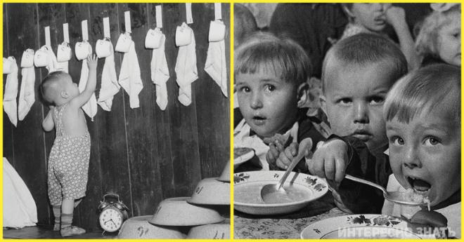 Что ели детишки в детских садиках СССР?