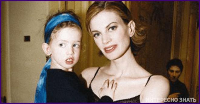Дочь известной модели не унаследовала красоту матери, но стала моделью