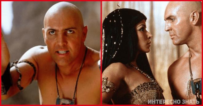 Как изменился «Имхотеп» из фильма «Мумия» за 20 лет