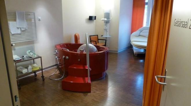 Как выглядит родильный зал в Швейцарских клиниках