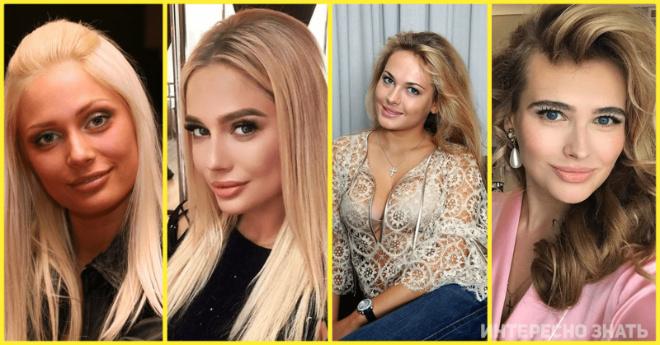 Актрисы, которые когда-то были красивыми, но потеряли свою уникальность