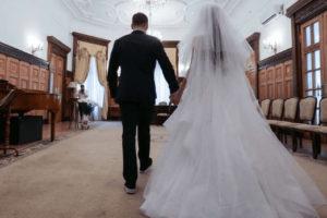 """Жених решил пошутить над невестой и на церемонии бракосочетания ответил """"нет"""""""