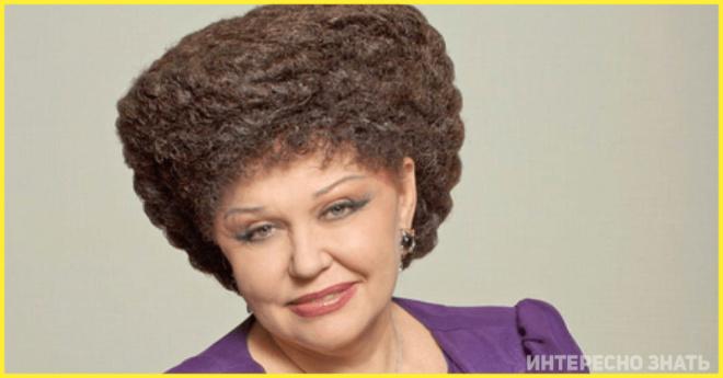Личная жизнь, муж и дочь Валентины Петренко. Секрет её необычной причёски