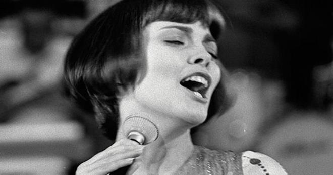 Мирей Матье — Bravo, Tu As Gagné. Песня, которую любят все!