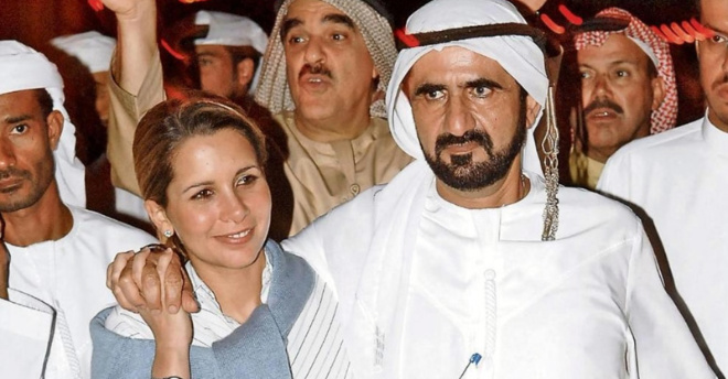 Как в действительности выглядят жены настоящих восточных шейхов и королей