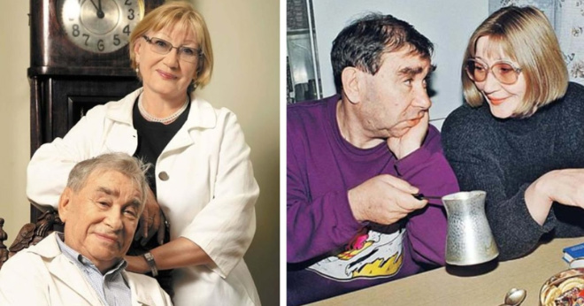 Они не подходили друг другу, но прожили вместе полвека: Михаил Светин и Бронислава Проскурнина