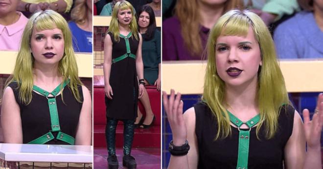 Миниатюрные формы, кукольная внешность, зеленые брови…как стилисты изменили героиню