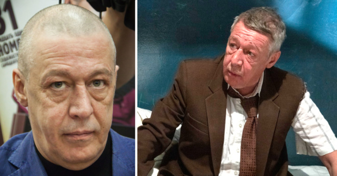 Сокамерник в СИЗО обрил Ефремова наголо