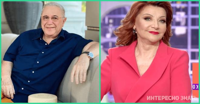 «Я не выкинул ее из жизни» Петросян рассказал о виновнике развода со Степаненко