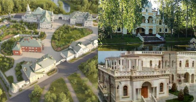 Где живет Патриарх Кирилл: резиденции, дома и квартиры