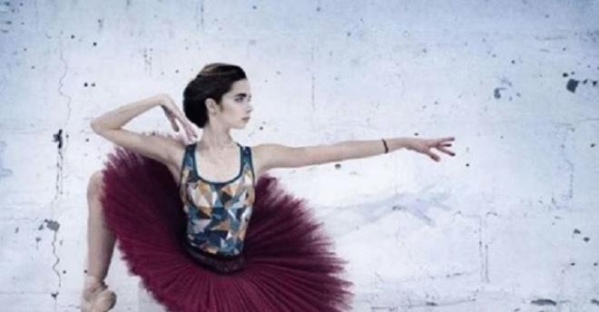 19-летняя балерина восхитила весь мир своей красотой и грацией
