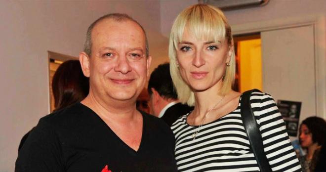 Спустя месяц после прощания с Дмитрием Марьяновым его вдова зажгла на танцполе в объятиях другого мужчины