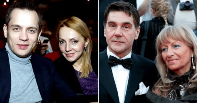 «И такое бывает»: 5 отечественных актеров, которые намного моложе своих жён