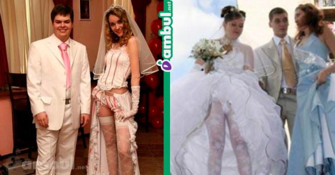 «Долой стереотипы!»: наряды невест, у которых со смекалкой явно что-то не так