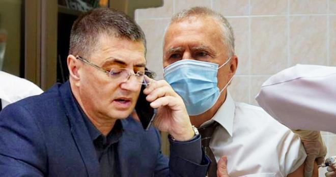 Жириновский просит министра здравоохранения отобрать у Мясникова диплом врача и запретить публичные выступления