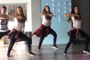 Танец, который покорил весь интернет. 40 000 000 просмотров
