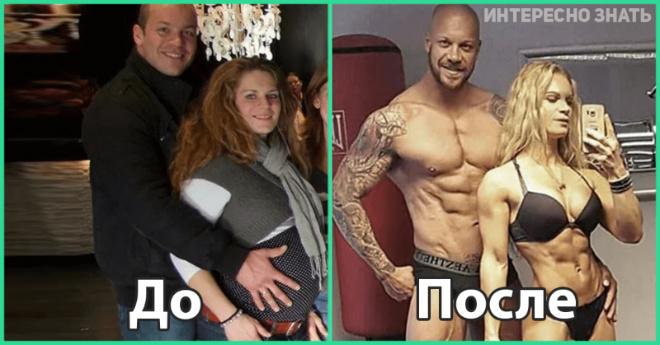 Минус 200 кг на двоих. 15 пар, которые сумели сбросить вес вместе