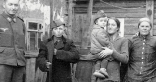 Как в Советском Союзе поступали с детьми, родившимися от немецких солдат
