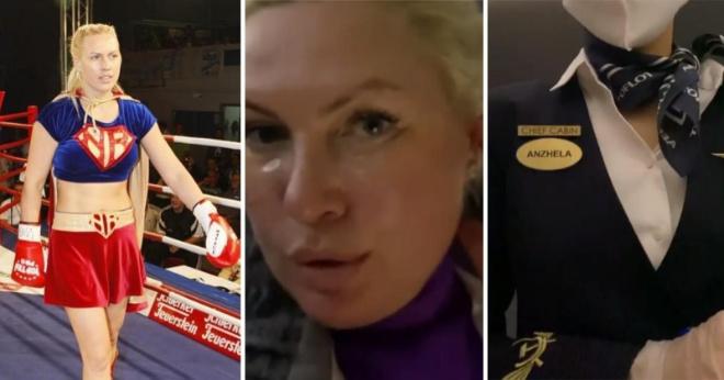 Чемпионка Рагозина устроила скaндaл на рейсе «Аэрофлота» из-за маски