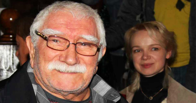 Сын Джигарханяна поставил на место Цымбалюк-Романовскую и показал последние фото народного артиста