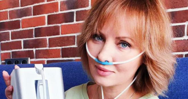 Лечение не помогло: Елена Ксенофонтова госпитализирована из-за коронавируса, хотя тест был негативным
