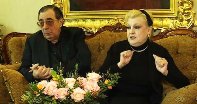 Марк Рудинштейн рассказал о богатом покровителе Натальи Дрожжиной и Михаила Цивина, который им помогает