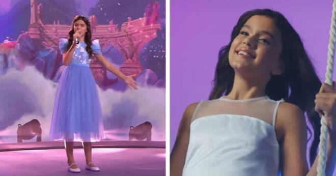 11-летняя россиянка, провалившаяся на Евровидении, оказалась внучкой миллиардера